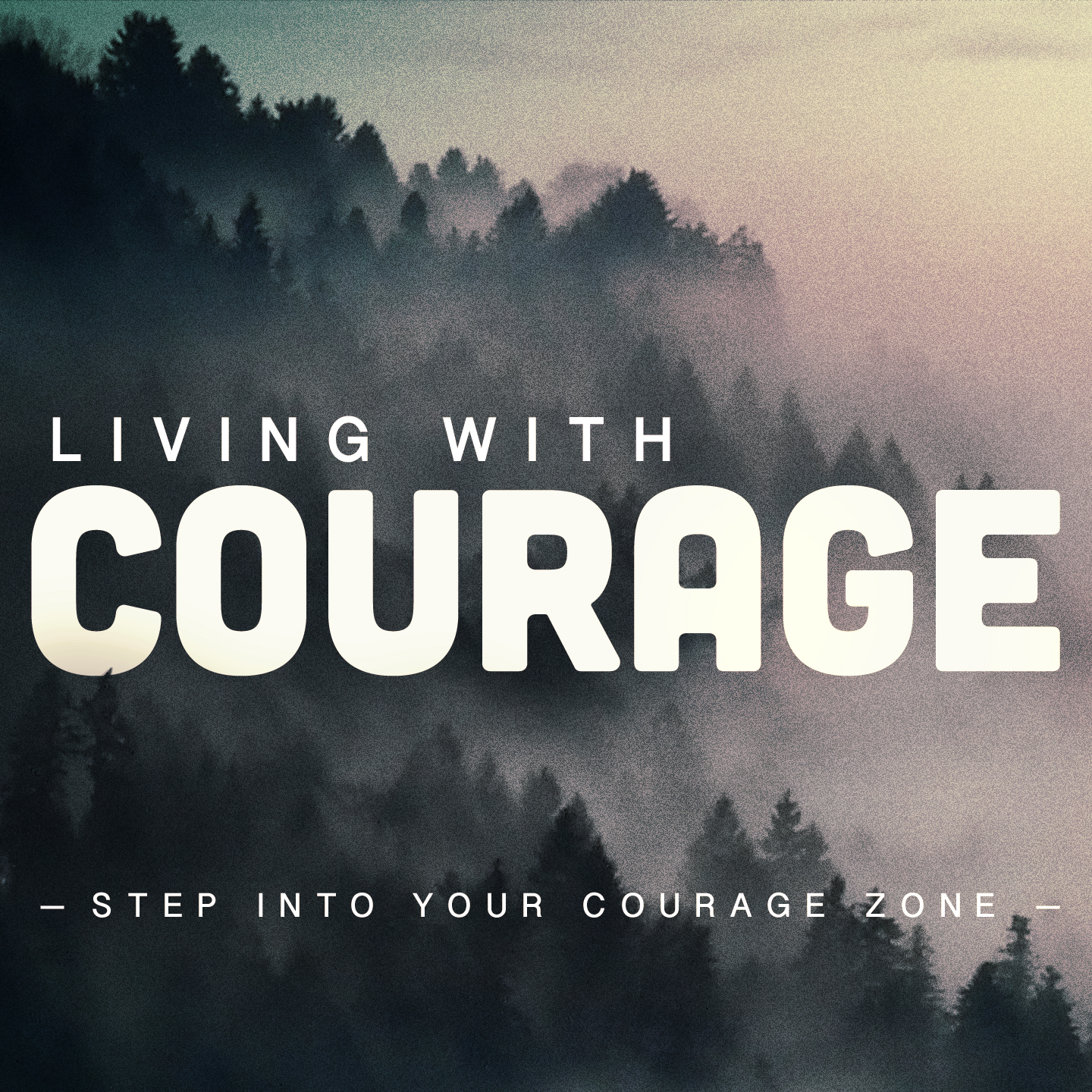 "Living With Courage: ""No More One Hit Wonders"""