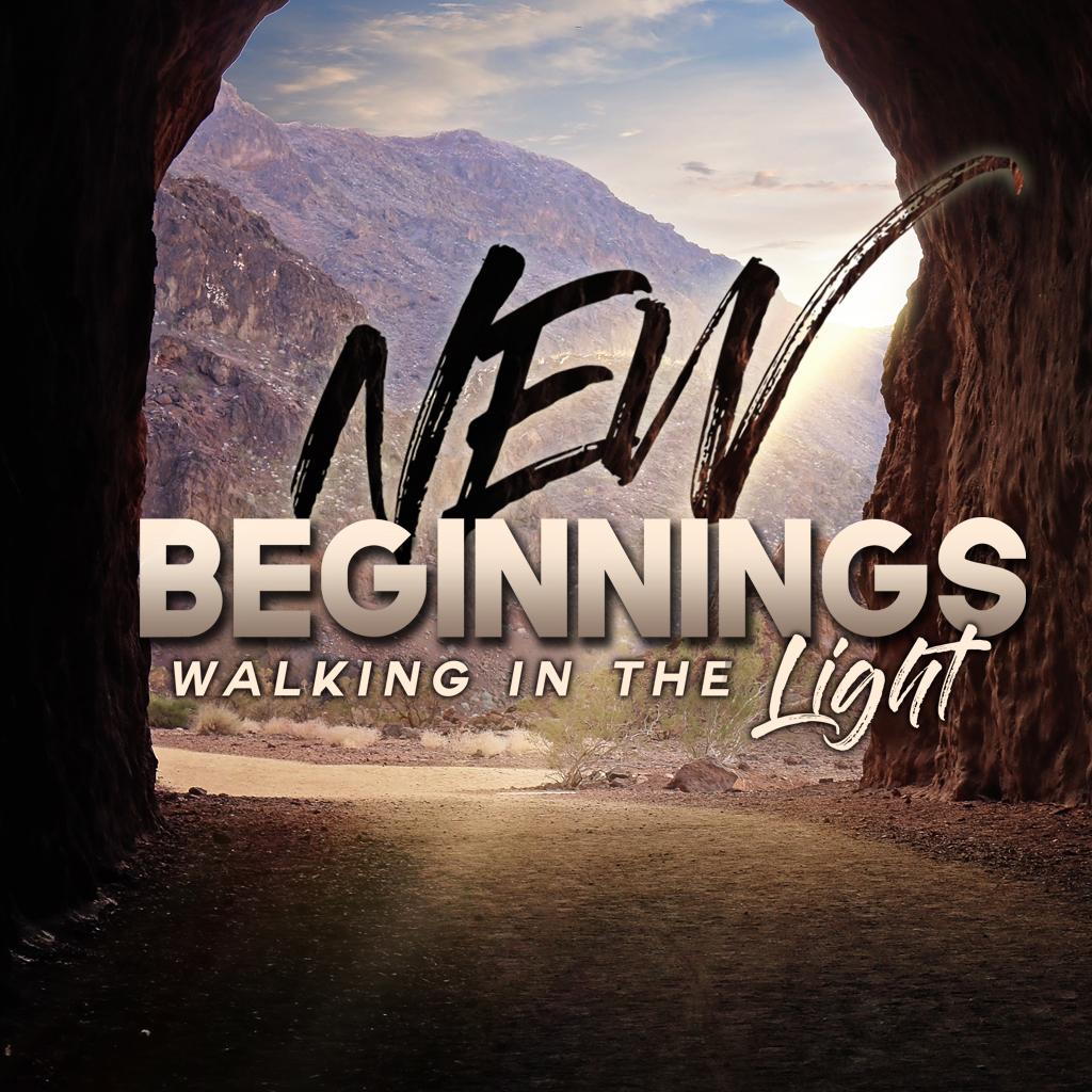 "New Beginnings: Walking in the Light: ""The New Exodus"""